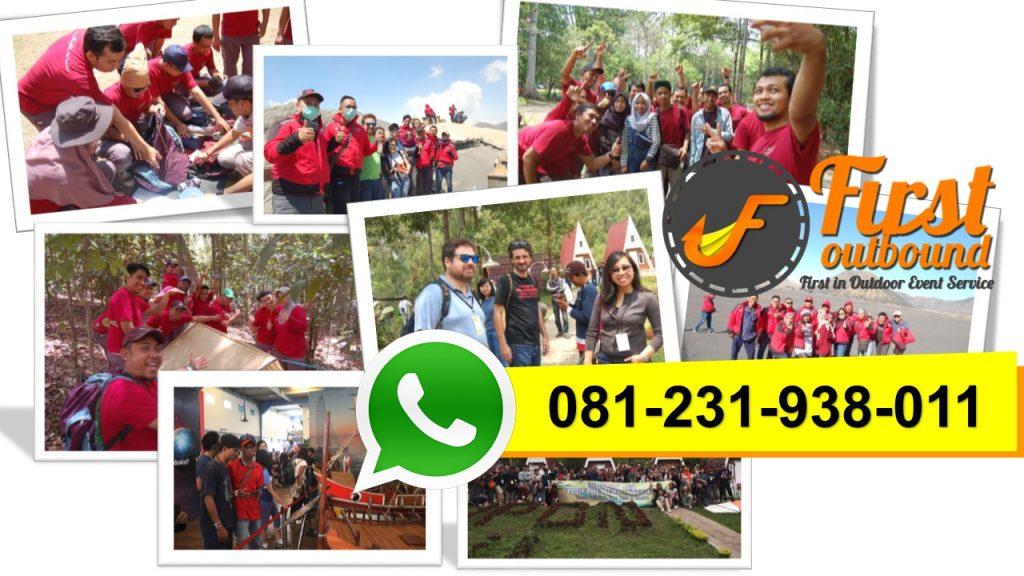 Outbound Amazing Race di Batu Malang