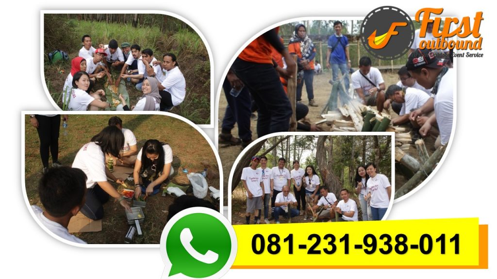 Outbound Camp di Batu Malang